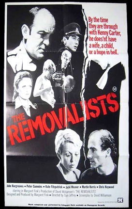 play vs film the removalists